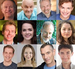 Cast and Crew Announced for Citadel Theatre's THE FANTASTICKS