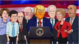 OUR CARTOON PRESIDENT Returns for Third Season on January 26
