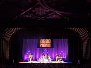 Have the Time of Your Life with ABBA MANIA at Raue Center