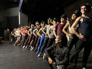 BWW Interview: I CAN DO THAT, Hector Guerrero's Sojourn Across A Chorus Line