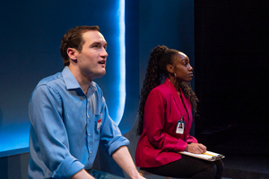 BWW Review: A Cleverly Shaded Exploration of Life's Paths in OR, AN ASTRONAUT PLAY at The Tank
