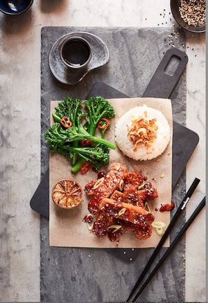wagamama Introduces Limited Edition Version of Chef Gaz Oakley's Vegan BBQ Ribs Exclusively in U.S.