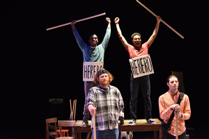 Trustus Theatre Will Welcome the Revival of Coker College's Production of WE ARE PROUD TO PRESENT