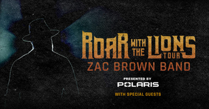 Zac Brown Band Announces Summer 2020 'Roar with the Lions Tour'