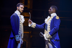 Single Tickets for HAMILTON at the Denver Center for the Performing Arts to go on Sale Monday, April 20