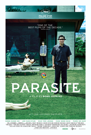 PARASITE Limited Series in the Works at HBO