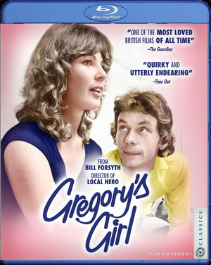 Film Movement Classics Releases New, Restored Version of GREGORY'S GIRL