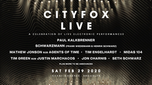 2nd Annual Cityfox LIVE at Avant Gardner on February 29