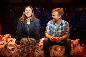 BWW Review: ONCE, Ashcroft Playhouse Fairfield Halls