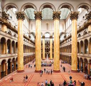 The National Building Museum is Partnering with Folger Shakespeare Library for the 2020 Summer Block Party Exhibition