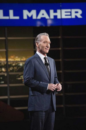 REAL TIME WITH BILL MAHER Returns January 17 with Guest Nancy Pelosi