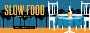 Theatrical Outfit Continues its Season with the Atlanta Premiere of SLOW FOOD