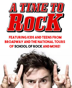 2020 Shine Theatre Arts Project to Present A TIME TO ROCK at The Green Room 42