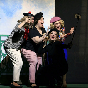 BWW Review: THE SAVANNAH SIPPING SOCIETY at Dutch Apple Dinner Theatre