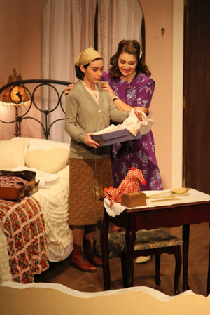 BWW Review: Will There Be a Better Performance in 2020 Than Kayla Witoshynsky's in Innovocative Theatre's Production of Barbara Lebow's A SHAYNA MAIDEL?