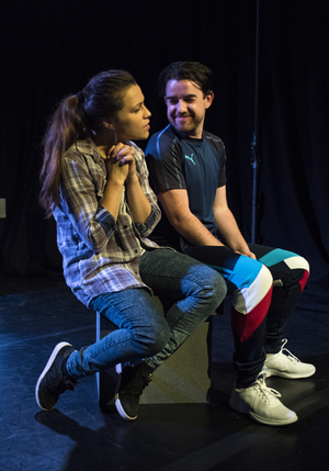 BWW Review: MAZ & BRICKS at 59E59 Theaters Captivates-Two Individuals Meet in the Midst of Social Change