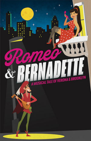 Previews for ROMEO & BERNADETTE: A MUSICAL TALE OF VERONA AND BROOKLYN Begin Tomorrow Night