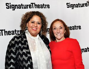 Signature Theatre Will Celebrate Anna Deavere Smith and Honor Nina B. Matis at Annual Gala