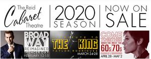 Casa Mañana's Reid Cabaret Theatre Has Announced Their Spring 2020 Season