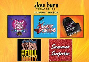 Slow Burn Theatre Company Has Announced 2020-21 Season at the Broward Center