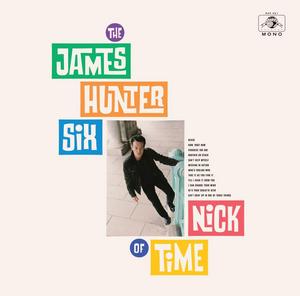 The James Hunter Six Release New Album on Daptone Records