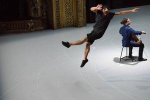 Anne Teresa De Keersmaeker Premieres 'Bach6cellosuiten' at NYU Skirball