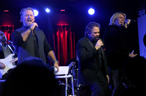 BWW Review: THE TEXAS TENORS Are Fish Out Of Water at The Green Room 42