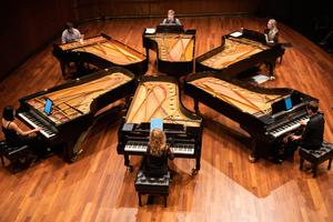 PEAK Performances to Present GRAND BAND: PIANO EVOLUTION