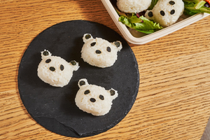 ROLLN in the Flatiron Shares News for 1/16 and their Special Panda Onigiri