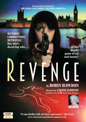Louise Jameson Directs UK Tour Of Robin Hawdon's Play REVENGE