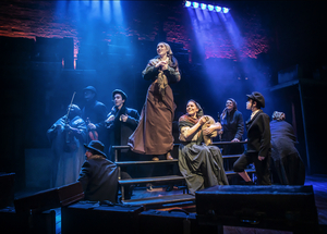 BWW Review: RAGS THE MUSICAL, Park Theatre