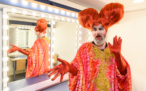 Celeb Chef Glynn Purnell Transforms into Panto Dame for SNOW WHITE AND THE SEVEN DWARFS
