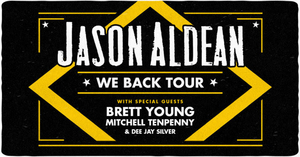 Jason Aldean Extends 2020 We Back Tour