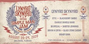 Lynyrd Skynyrd To Host Music Festival in Orlando, FL