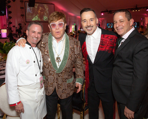 Elton John AIDS Foundation Academy Awards® Viewing Party 2020