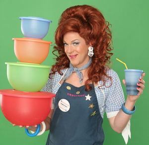 BWW Review: DIXIE'S TUPPERWARE PARTY at STARLIGHT THEATRE