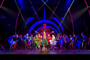 BWW Review: CHARLIE AND THE CHOCOLATE FACTORY at Orpheum Theatre Memphis
