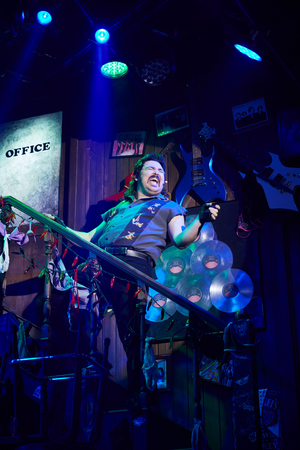 BWW Review: ROCK OF AGES Fully Immersive and Totally Fun Juke Box Musical Returns Home to Hollywood