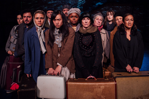 BWW Review: THE NEW COLOSSUS Awakes Audiences to the Universal Needs and Desires of all Immigrants