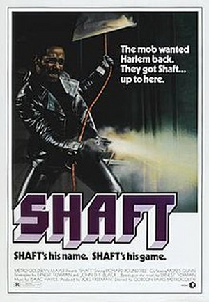 The Apollo Theater to Screen SHAFT with Live Score