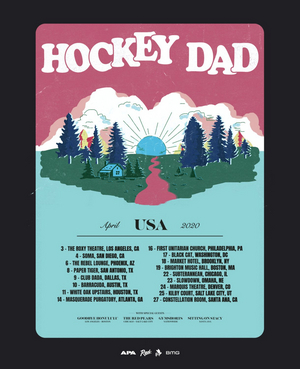 Hockey Dad Announces Spring US Tour Dates