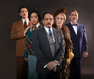 BWW Review: MURDER ON THE ORIENT EXPRESS at Asolo Repertory Theatre