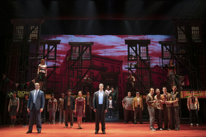 A BRONX TALE Will Play the Providence Performing Arts Center