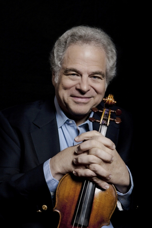 The McCallum Presents 'The Reigning Virtuoso Of The Violin' Itzhak Perlman