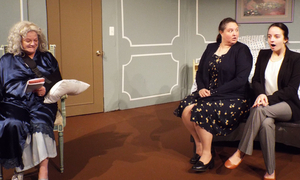 BWW Review: THREE TALL WOMEN at Little Theatre Of Mechanicsburg