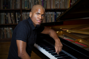 SoCal Pianist Joshua White Plays Blackbox at The Edye At The Broad Stage