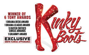 KINKY BOOTS Opens At The Lauderhill Performing Arts Center January 23