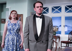 BWW Review: TOWARDS ZERO at Oyster Mill Playhouse