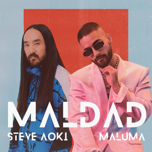 Steve Aoki Drops New Single And Video For 'Maldad' Feat. Maluma