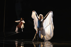 BWW Interview: Maya Beiser and Wendy Whelan on THE DAY